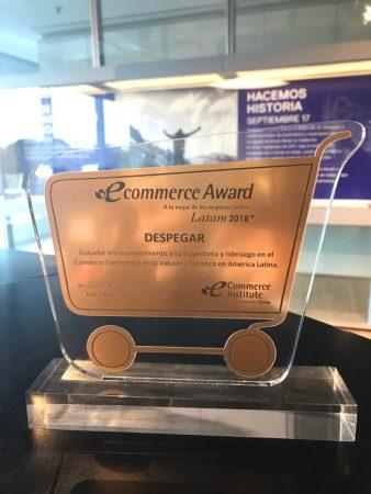 Despegar es reconocido como líder del eCommerce en la industria turística