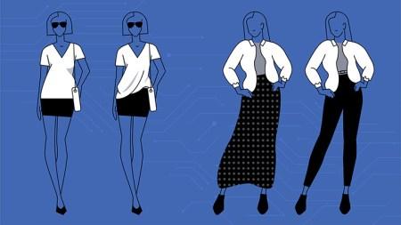 Fashion++, sistema de Inteligencia Artifical creado por Facebook que sugiere ajustes en la ropa para lucir mejor