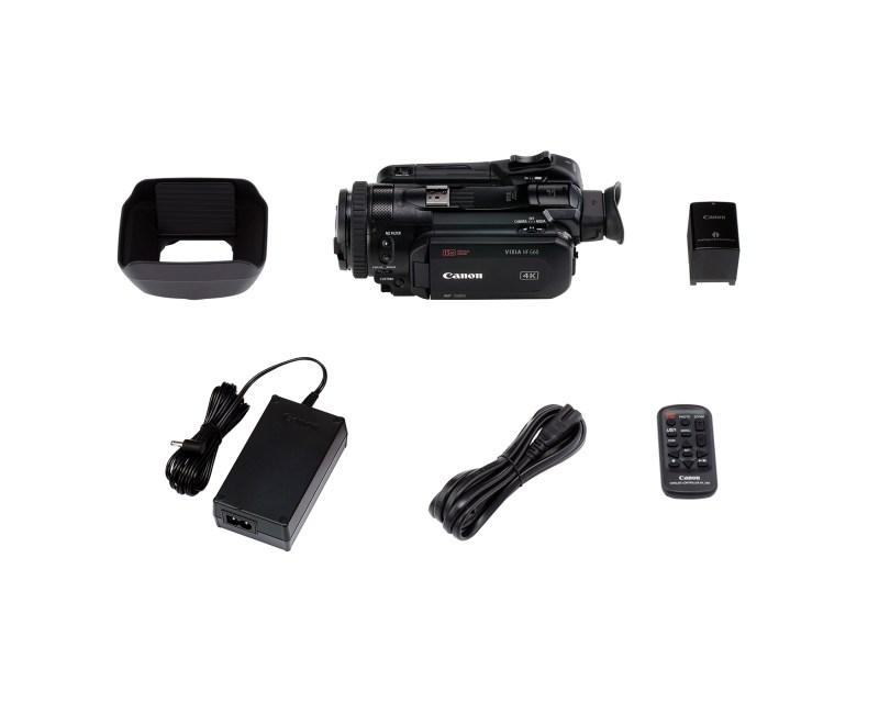 Canon lanza nueva videocámara liviana y compacta: VIXIA HF G60 - hr_vixia_hf_g60_15_package_c_cl
