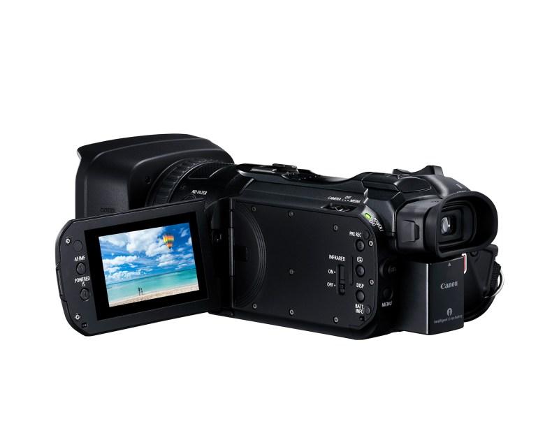 Canon lanza nueva videocámara liviana y compacta: VIXIA HF G60 - hr_vixia_hf_g60_17_lcdimage2_c_cl