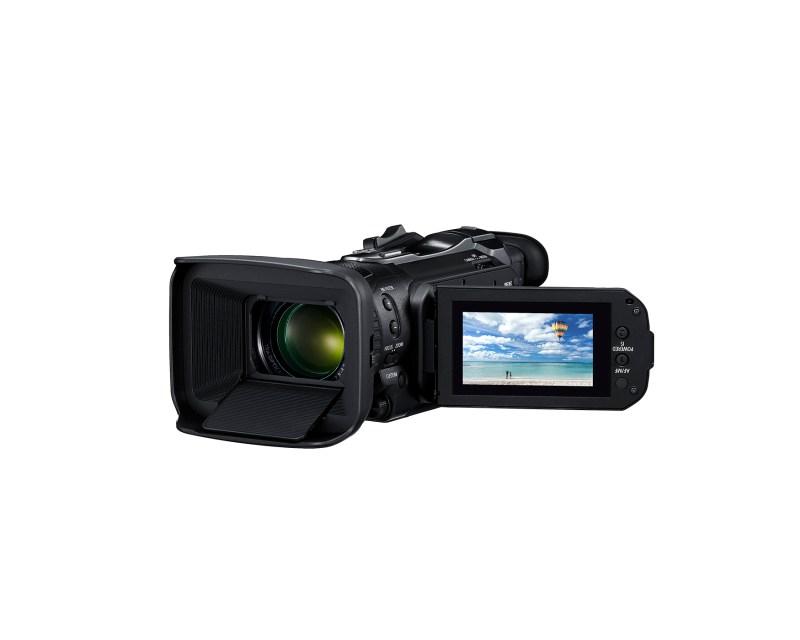 Canon lanza nueva videocámara liviana y compacta: VIXIA HF G60 - hr_vixia_hf_g60_18_lcdimage2_c_cl