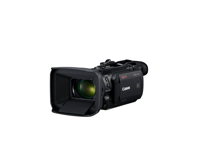 Canon lanza nueva videocámara liviana y compacta: VIXIA HF G60 - hr_vixia_hf_g60_3_front_lside2_c_cl-3