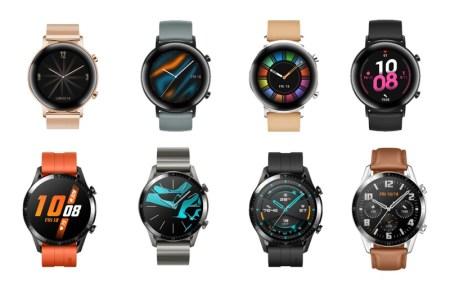 Nuevo serie HUAWEI WATCH GT 2, reloj inteligente de próxima generación