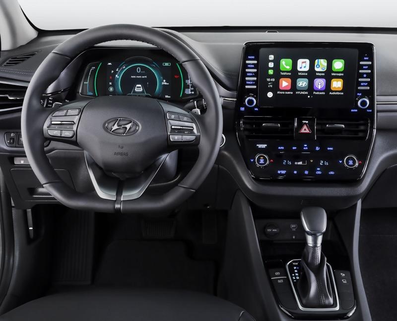 Hyundai trae a México: Ioniq 2020 ¡conoce sus características! - hyundai-ioniq-2020-mexico_wa-800x646