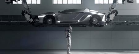 Hyundai desarrolla exoesqueleto, un chaleco portable para auxiliar la carga en el trabajo