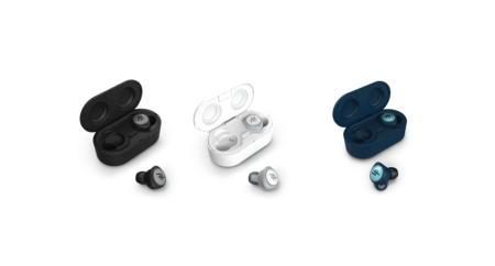 Nuevos audífonos inalámbricos IFROGZ con Carga rápida y 15 horas de batería