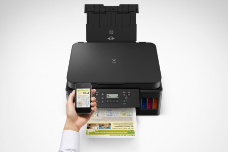 Canon presenta la ahorrado impresora PIXMA G6010