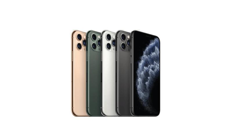 iPhone 11 Pro Max y iPhone 11 Pro, y el iPhone 11 en pre-venta con Telefónica Movistar - iphone-11