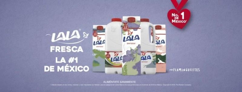 Grupo Lala presenta la nueva campaña de Lala 100, con Chris Evans - lala-fresca