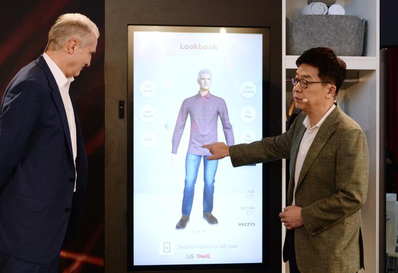 LG inicia en el IFA 2019 con conferencia magistral sobre la evolución de la Inteligencia Artificial - lg-future-talk_5