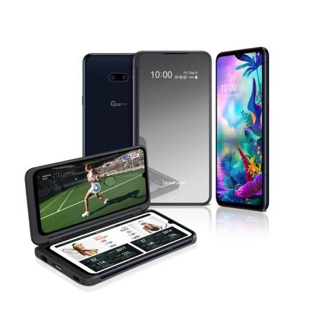 LG presenta su nuevo smartphone LG G8X ThinQ con 3 pantallas