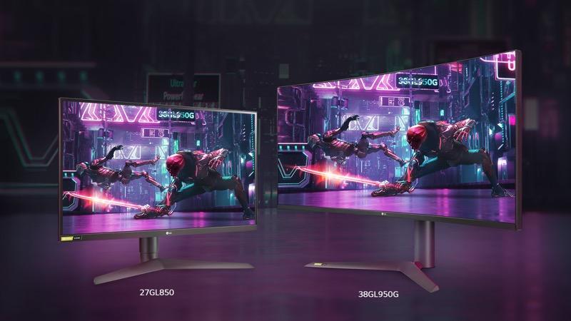 IFA 2019: presentan nueva línea monitores LG UltraGear de gaming - lg-ultragear-monitor-800x450