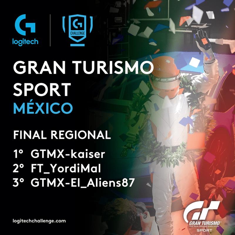 Conoce los equipos mexicanos que irán a la final internacional del torneo de esports Logitech G Challenge - logitech-g-challenge-2019_gran-turismo-kaiser