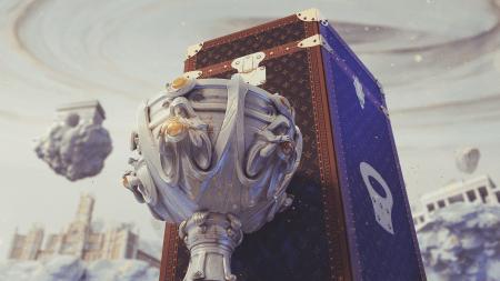 Louis Vuitton creará la maleta para la copa del Campeonato Mundial League Of Legends 2019