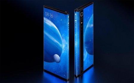 Xiaomi Mi Mix Alpha: el smartphone con pantalla que envuelve todo su cuerpo