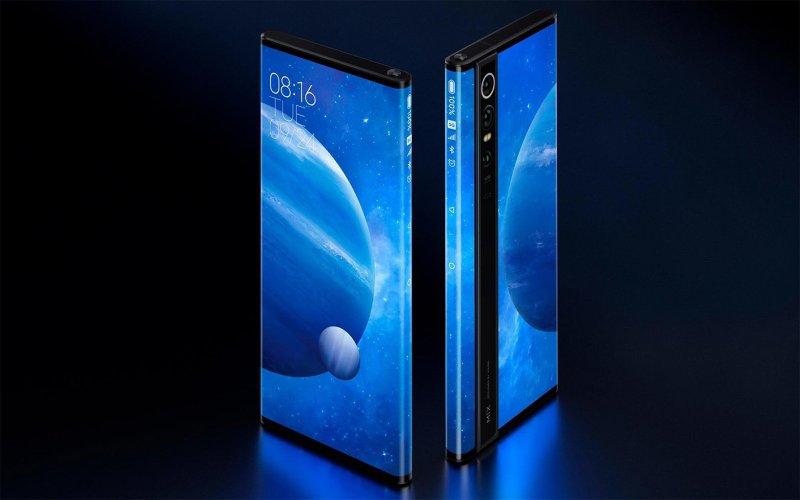 Xiaomi Mi Mix Alpha: el smartphone con pantalla que envuelve todo su cuerpo - mi-mix-alpha-xiaomi