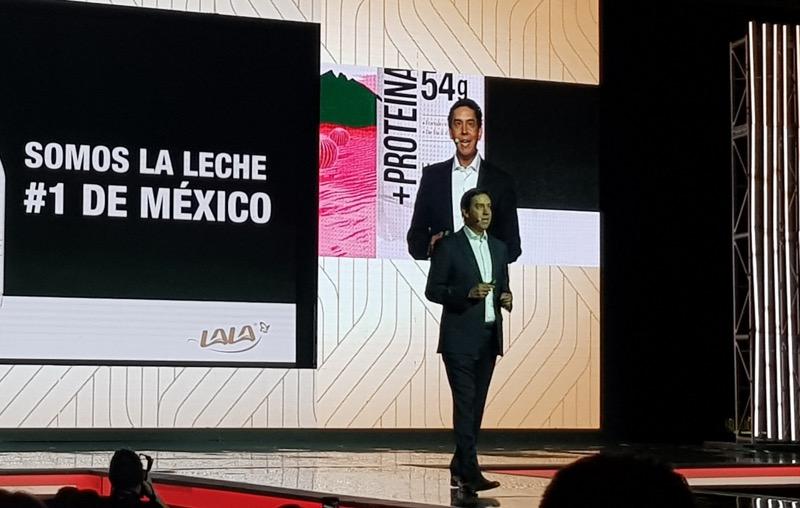Grupo Lala presenta la nueva campaña de Lala 100, con Chris Evans - ricardo-cantu-director-de-marketing-800x508