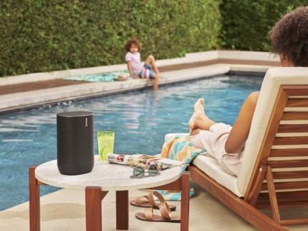Sonos Move, la primera bocina Sonos con batería recargable