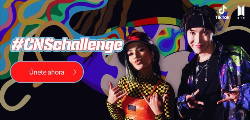 TikTok y BTS lanza el #CNSchallenge a nivel mundial - tiktok-cnschallenge