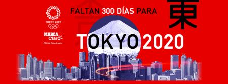 Marca Claro transmitirá gratuitamente a través de su canal en YouTube los Juegos Olímpicos Tokyo 2020