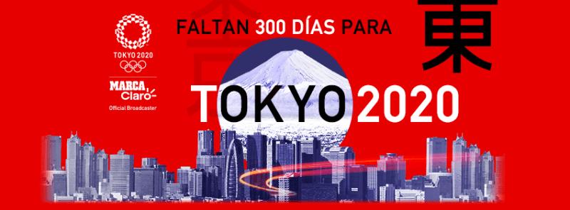Marca Claro transmitirá gratuitamente a través de su canal en YouTube los Juegos Olímpicos Tokyo 2020 - tokio-2020-marca-claro