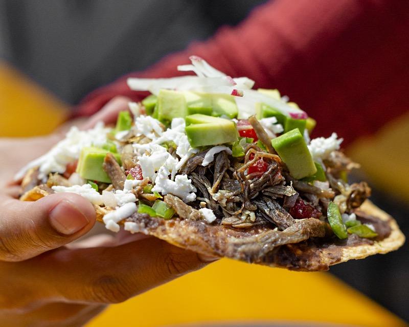 Biergarten se ponen de fiesta este 15 de septiembre - tostada