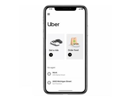 Uber se renueva: todos sus servicios integrados en una sola aplicación
