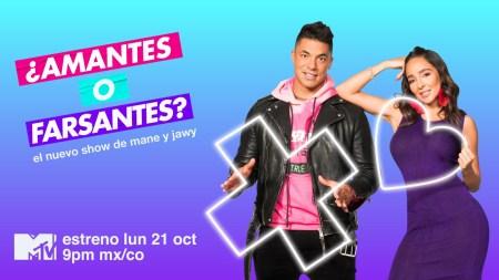 Gran estreno del nuevo show en MTV: ¿Amantes o Farsantes?