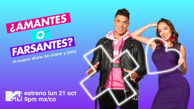 Gran estreno del nuevo show en MTV: ¿Amantes o Farsantes? - amantes-o-farsantes-800x449