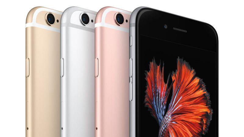 Apple lanza un programa de reparación gratuita para algunos iPhone 6S y 6S Plus - apple-iphone-6s