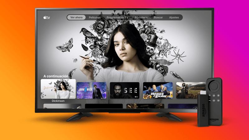 La app de Apple TV ¡ya disponible en Fire TV! - apple_ui_tv_spanish_basic