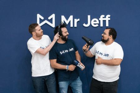 Peluquería y belleza: el nuevo modelo de negocio de Mr Jeff