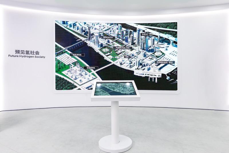 Hyundai apuesta por una movilidad más sustentable, impulsada por el hidrógeno - future-hydrogen-society-zone