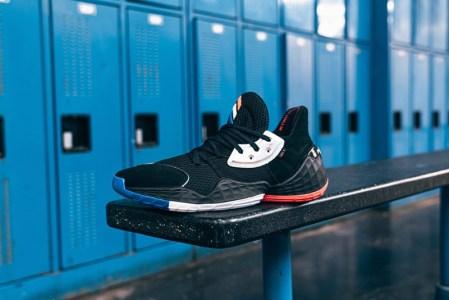 Adidas presenta la nueva colección Harden Vol. 4