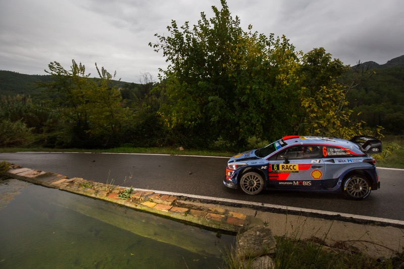 Hyundai se prepara para enfrentar las superficies mixtas del Rally de España - hyundai-rally-de-espancc83a_spain