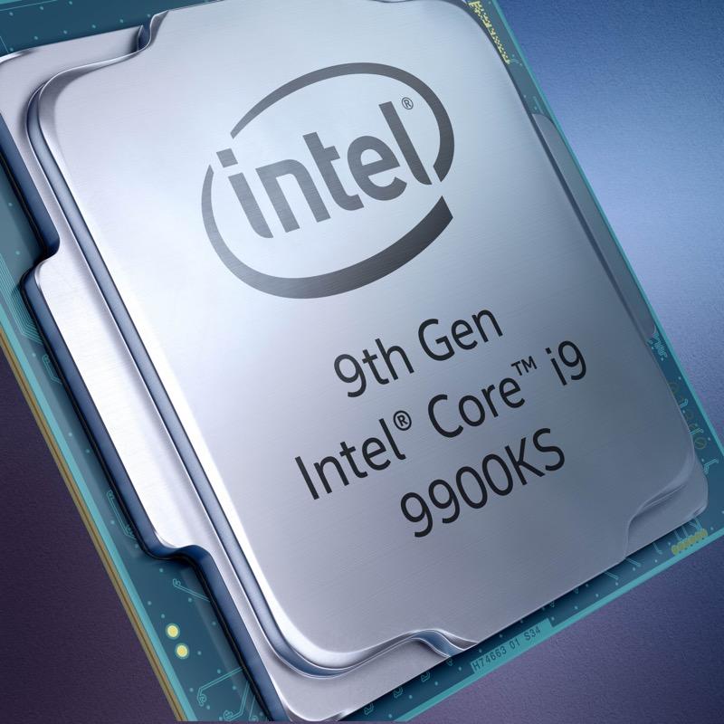 Intel Core i9-9900KS de 9ª Generación, de edición especial, estará disponible el 30 de octubre - intel-core-i9-9900ks-intel