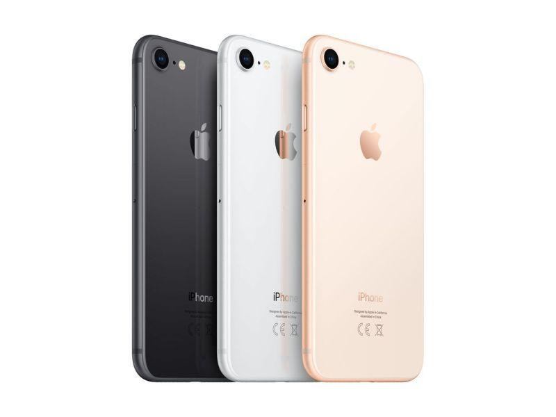 iPhone SE 2, nuevos iPad Pro y lentes de Realidad Aumentada serán lanzados por Apple en 2020 - iphone-8-colors