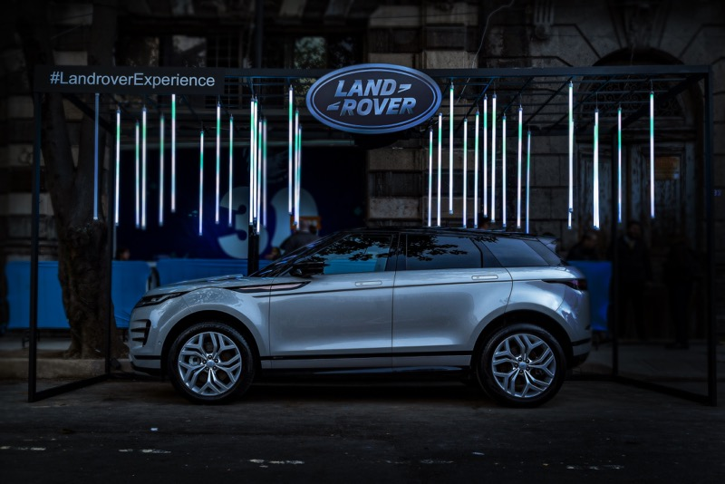 Jaguar Land Rover México celebra los 30 años de Fisher's firmando una alianza de patrocinio - jaguar_land_rover_mexico_range_rover_evoque-800x534