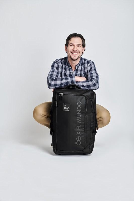 Cloe y Alan x el Mundo se unen para crear la colección de equipaje: Oe x El Mundo - maleta_oe-x-el-mundo_cloe_1-533x800