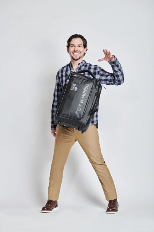 Cloe y Alan x el Mundo se unen para crear la colección de equipaje: Oe x El Mundo - maleta_oe-x-el-mundo_cloe_cloe_6