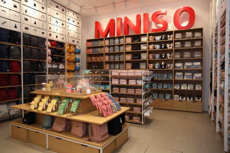 MINISO anuncia que inaugurará una tienda cada 3 días - miniso-800x533