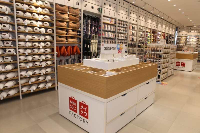 MINISO anuncia que inaugurará una tienda cada 3 días - miniso_1-800x533