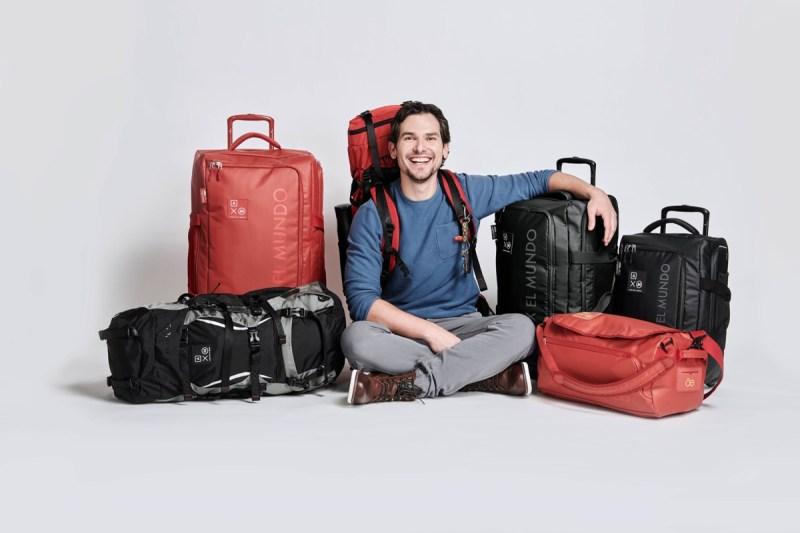 Cloe y Alan x el Mundo se unen para crear la colección de equipaje: Oe x El Mundo - oe-x-el-mundo_cloe_maletas
