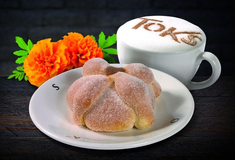 Toks presenta originales variedades de Pan de Muerto - pan-de-muerto-toks-800x546