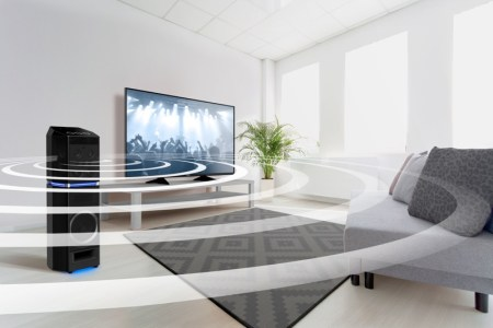 Transforma tu sala en un cine con estos simples recomendaciones