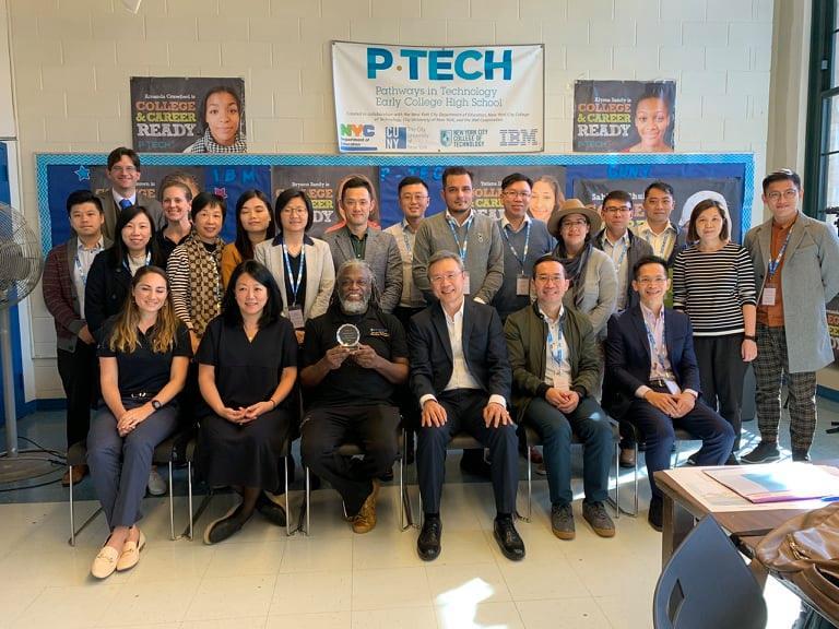 IBM y la Universidad de Guadalajara traen el modelo escolar P-TECH a México - ptech-org