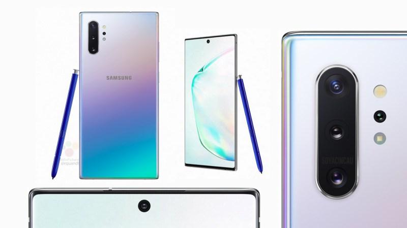 Samsung estaría a punto de lanzar un Galaxy Note 10 económico en Europa - samsung-galaxy-note-10