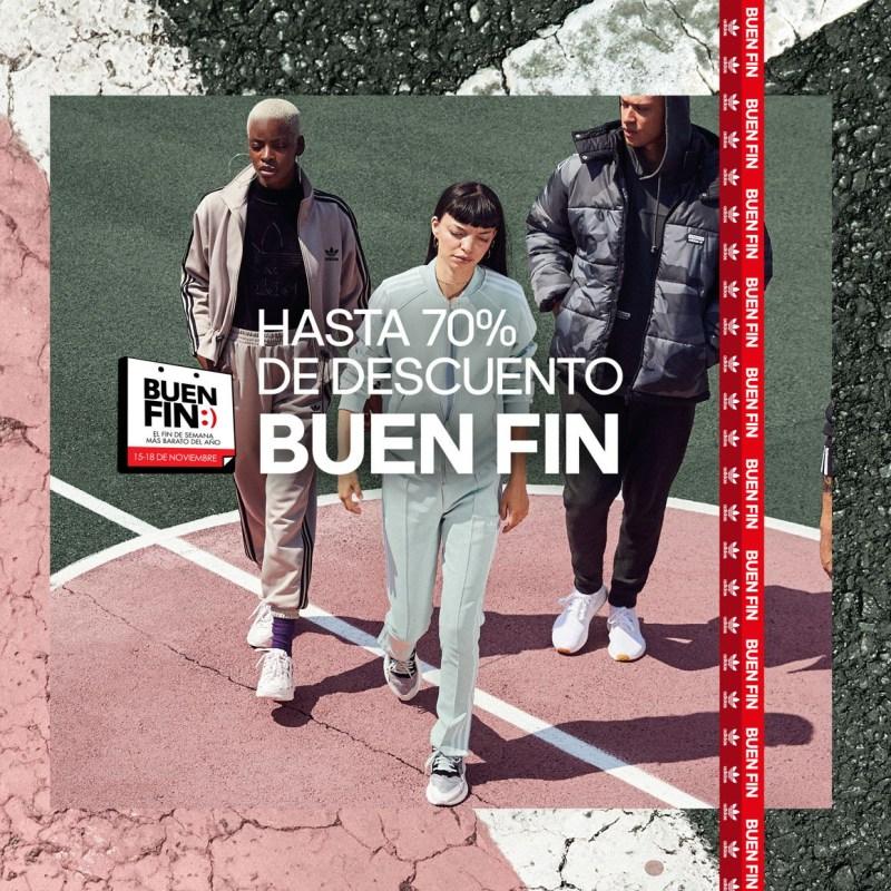 adidas Originals presenta sus promociones para el Buen Fin 2019 - adidas-originals-buen-fin-2019