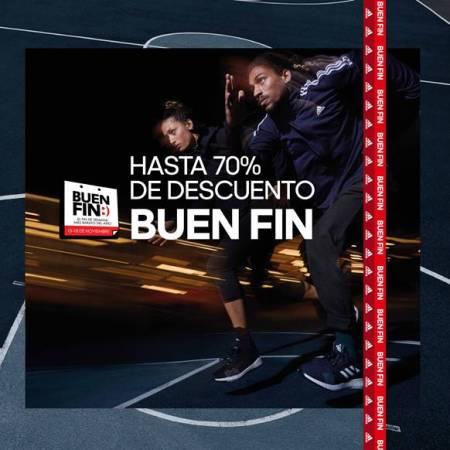 adidas Performance en el Buen Fin ¡con descuentos de hasta un 70%!