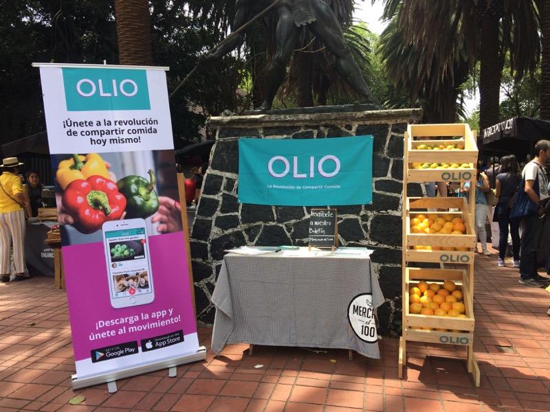 La app OLIO alcanza los 100,000 usuarios en México - app-olio_img_6203
